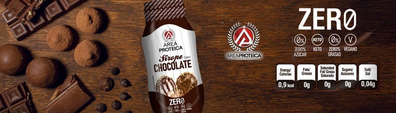 SIROPE SABOR CHOCOLATE ZER0